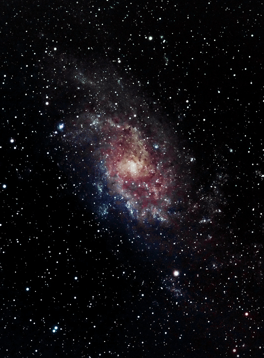 Picture of M33 by Vic Eden