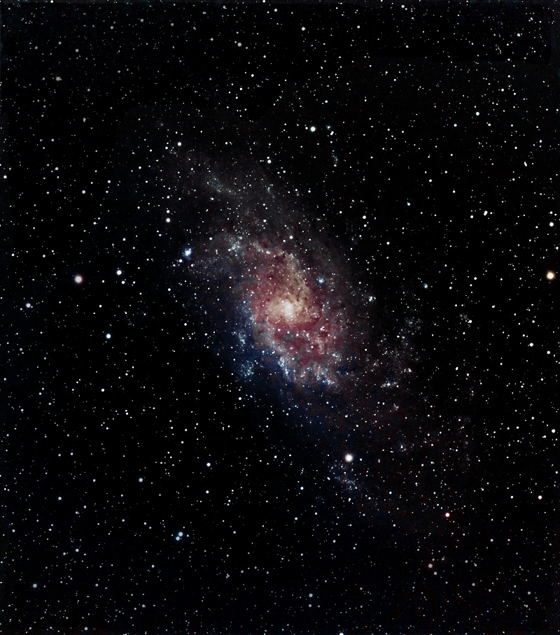 M33 Picture By Victor Eden