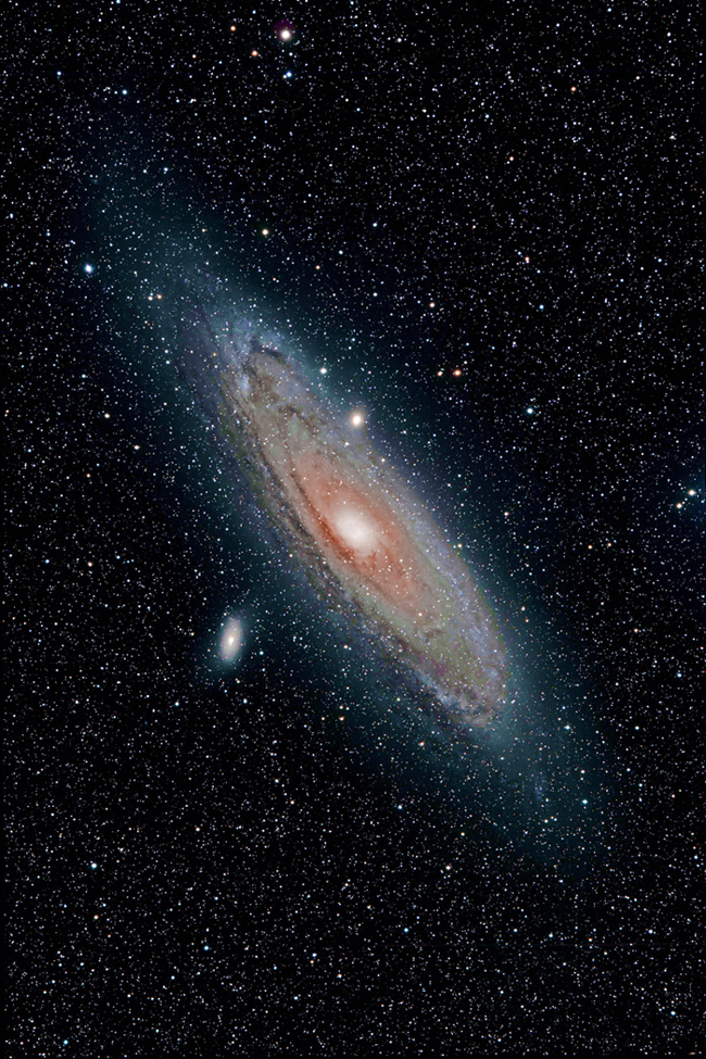 M31 By Vic Eden